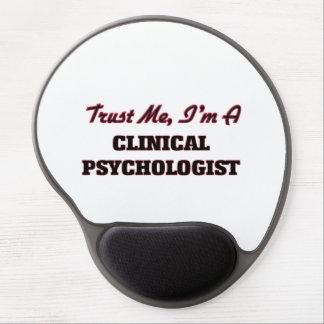 Trust me I'm a Clinical Psychologist Gel Mouse Mat
