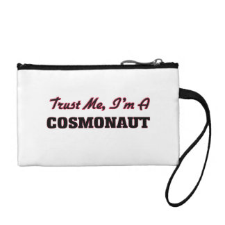 Trust me I'm a Cosmonaut Change Purses