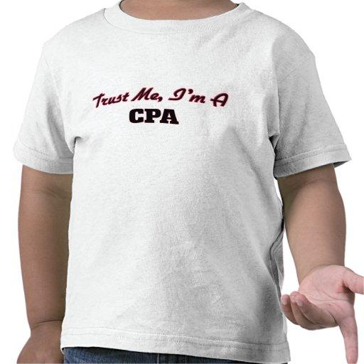 Trust me I'm a Cpa T-shirt