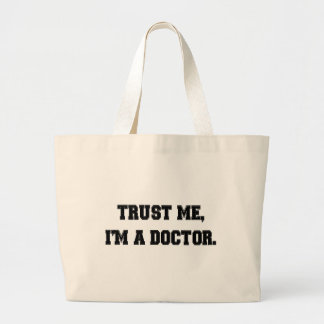 Trust me, I'm a Doctor. Bags