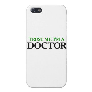Trust Me, I'm A Doctor iPhone 5/5S Case