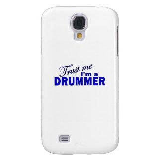 Trust Me I'm a Drummer Galaxy S4 Case
