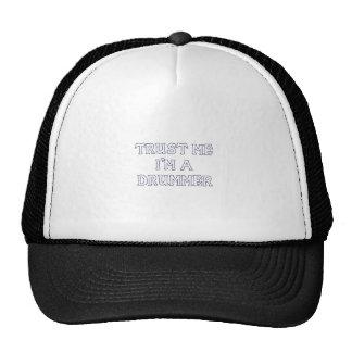 Trust Me I'm a Drummer Mesh Hat