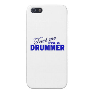 Trust Me I'm a Drummer Covers For iPhone 5