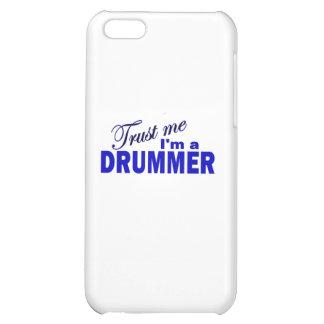 Trust Me I'm a Drummer iPhone 5C Cases
