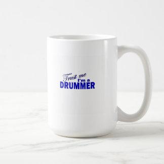 Trust Me I'm a Drummer Coffee Mug