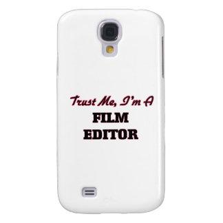 Trust me I'm a Film Editor Galaxy S4 Case