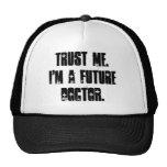 Trust Me.  I'm a Future Doctor. Cap