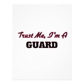 Trust me I'm a Guard Flyer