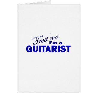 Trust Me I'm a Guitarist Cards