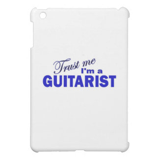 Trust Me I'm a Guitarist iPad Mini Cases
