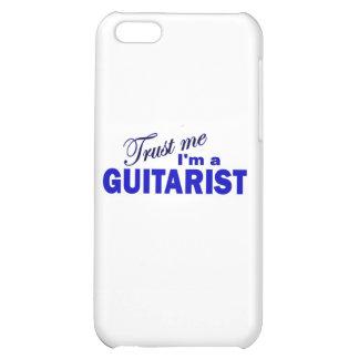 Trust Me I'm a Guitarist iPhone 5C Case