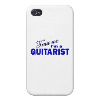 Trust Me I'm a Guitarist iPhone 4 Covers