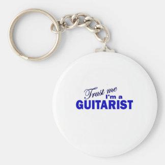 Trust Me I'm a Guitarist Keychains