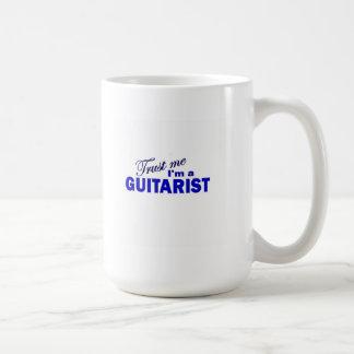 Trust Me I'm a Guitarist Coffee Mug