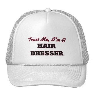 Trust me I'm a Hair Dresser Trucker Hat