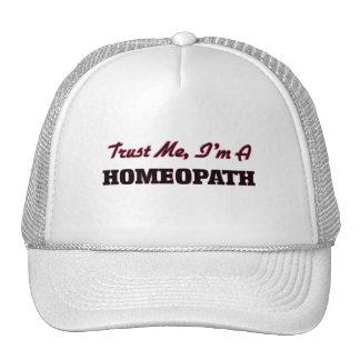 Trust me I'm a Homeopath Trucker Hat