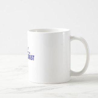 Trust Me I'm a Kinesiologist Basic White Mug