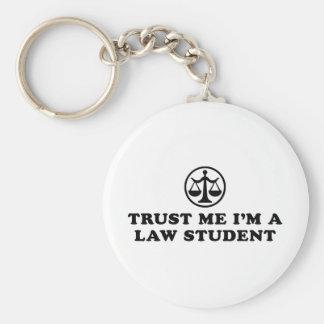 Trust Me I'm A Law Student Key Ring