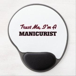 Trust me I'm a Manicurist Gel Mouse Pad
