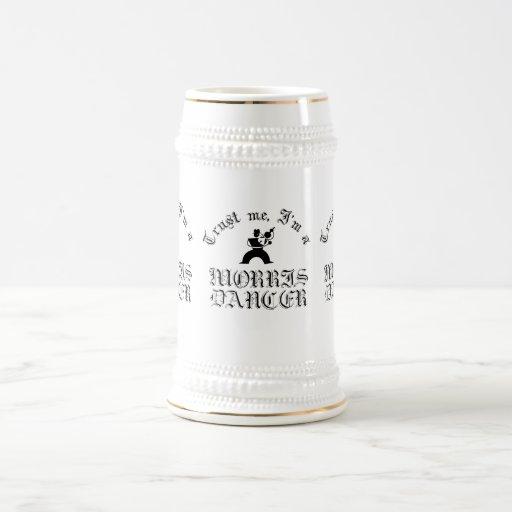 Trust Me I'm A Morris Dancer Coffee Mug