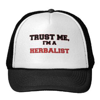 Trust Me I'm a My Herbalist Cap