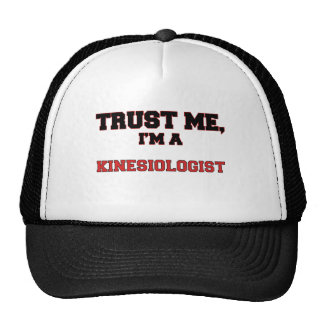 Trust Me I'm a My Kinesiologist Cap