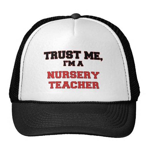 Trust Me I'm a My Nursery Teacher Hat
