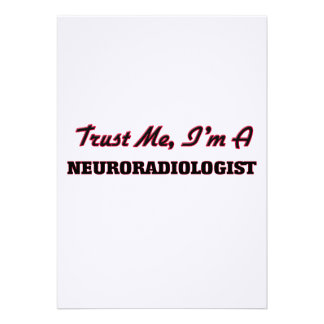 Trust me I'm a Neuroradiologist Announcements