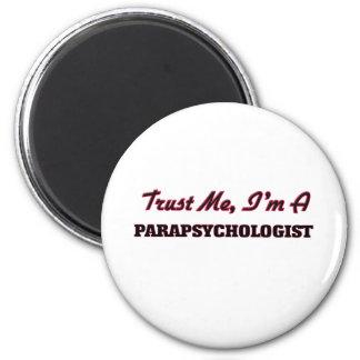 Trust me I'm a Parapsychologist Magnets