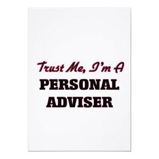 Trust me I'm a Personal Adviser Announcements