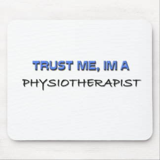 Trust Me I'm a Physiotherapist Mouse Mat