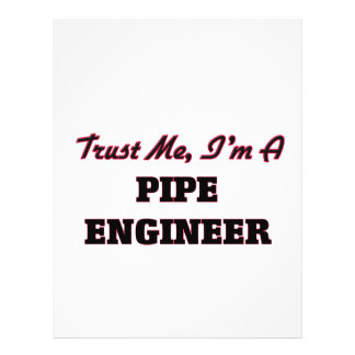 Trust me I'm a Pipe Engineer Flyers