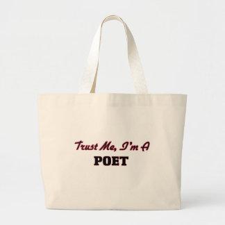 Trust me I'm a Poet Bag