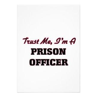 Trust me I'm a Prison Officer Cards