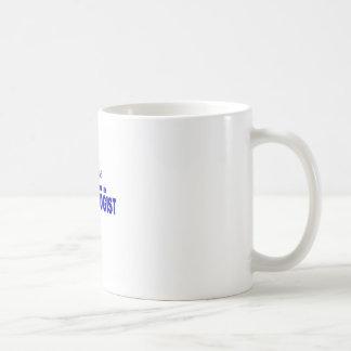 Trust Me I'm a Proctologist Basic White Mug