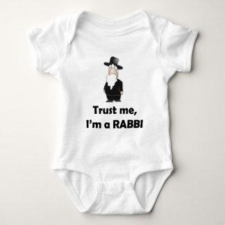 Trust me I'm a rabbi - Funny jewish humor Shirts