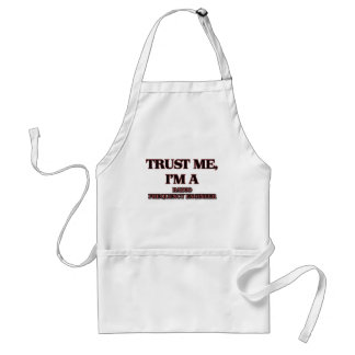 Trust Me I'm A RADIO FREQUENCY ENGINEER Aprons