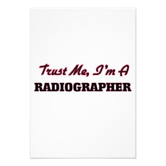 Trust me I'm a Radiographer Invites