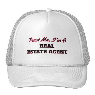 Trust me I'm a Real Estate Agent Trucker Hat