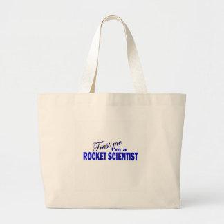 Trust Me I'm a Rocket Scientist Bag
