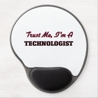 Trust me I'm a Technologist Gel Mouse Mat