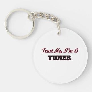 Trust me I'm a Tuner Key Chains