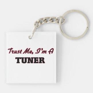 Trust me I'm a Tuner Square Acrylic Key Chain