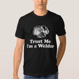 Trust me I'm a Welder Tshirt