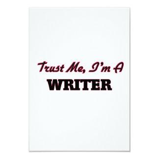 Trust me I'm a Writer Invites
