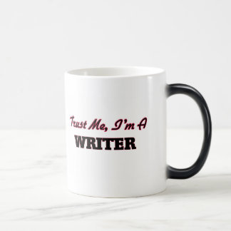 Trust me I'm a Writer Magic Mug