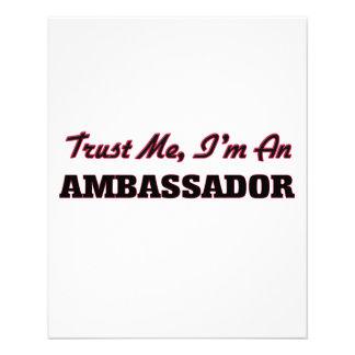 Trust me I'm an Ambassador Flyer