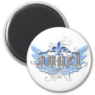 Trust me, I'm an angel! Magnet
