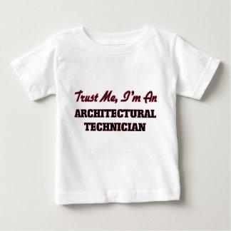 Trust me I'm an Architectural Technician T-shirt